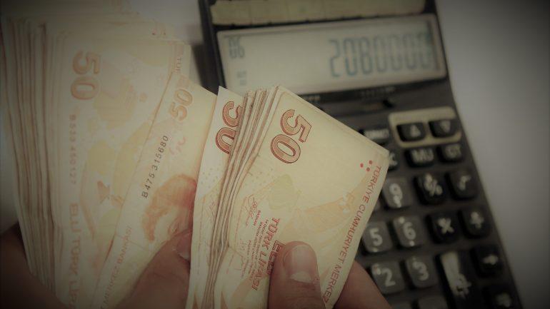Hazine 11 Milyar 170 Milyon Lira Borçlandı