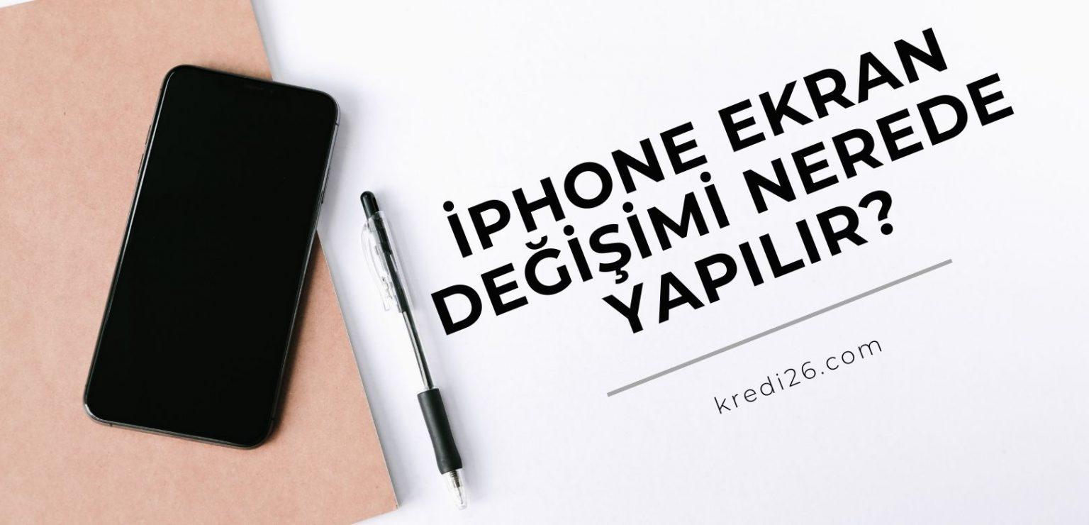 iPhone Ekran Değişim Fiyatları 2021 | Apple iPhone Kırık ...