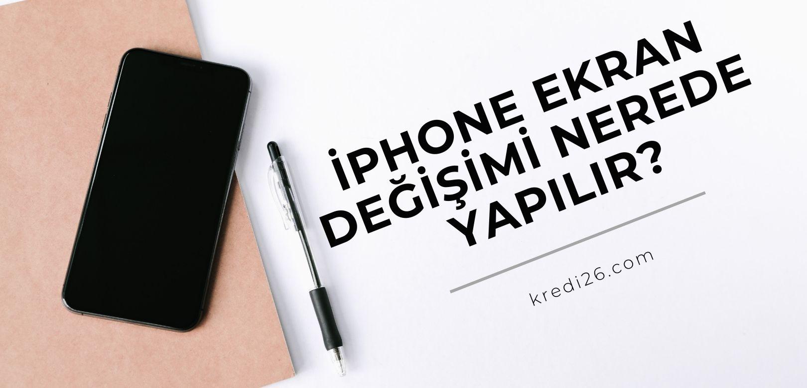 iPhone Ekran Değişim Fiyatları 2021   Apple iPhone Kırık ...
