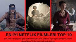 En İyi Netflix Filmleri Top 10
