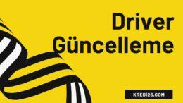 Driver Güncelleme 2021 | Driver Güncelleme Programı