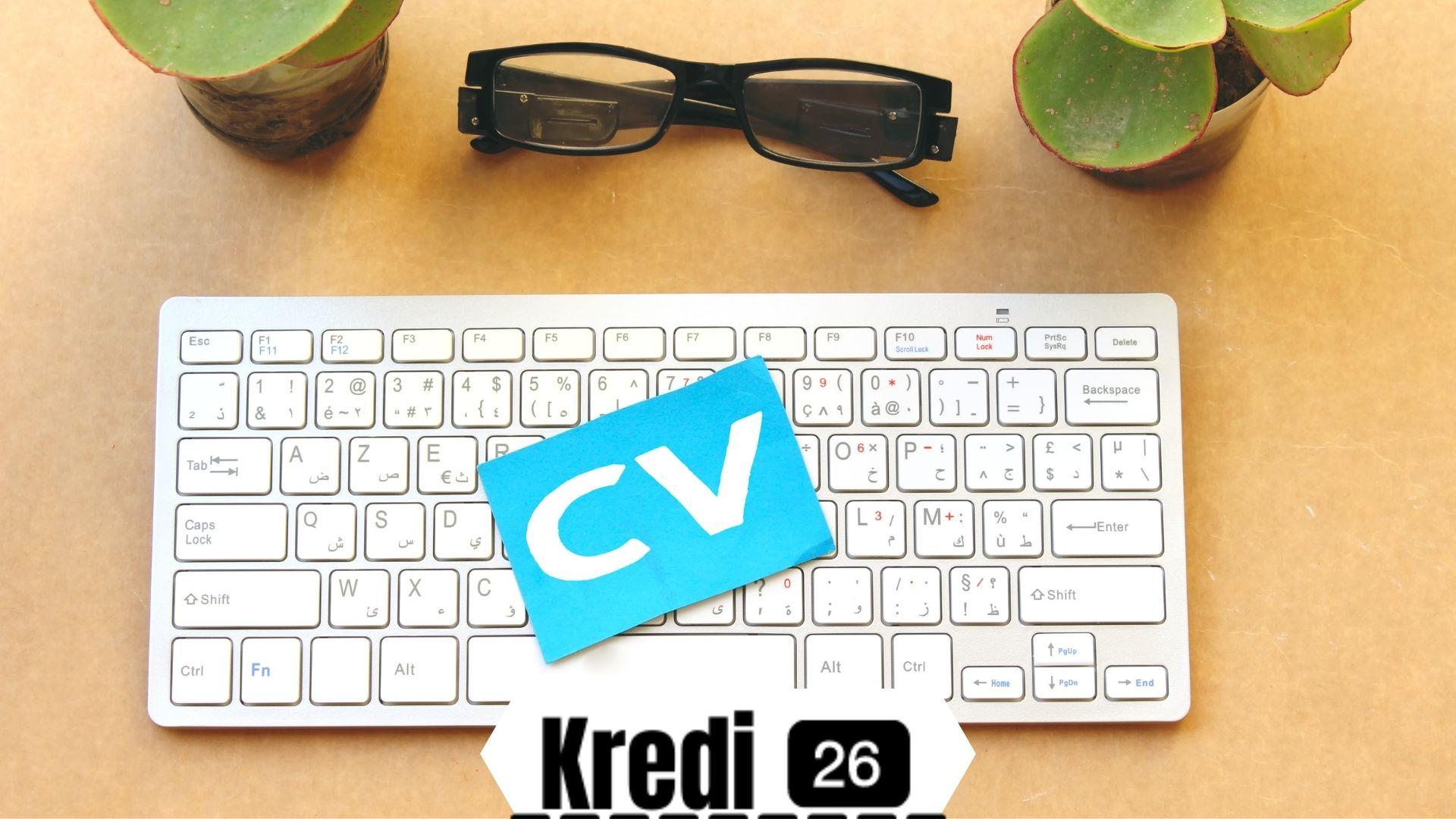 Ücretsiz CV Şablonları